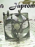 Вентилятор (диффузор) радиатора Nissan Primera P11 1998-2001г.в. 1,5 1,8 2,0 бензин, фото 2