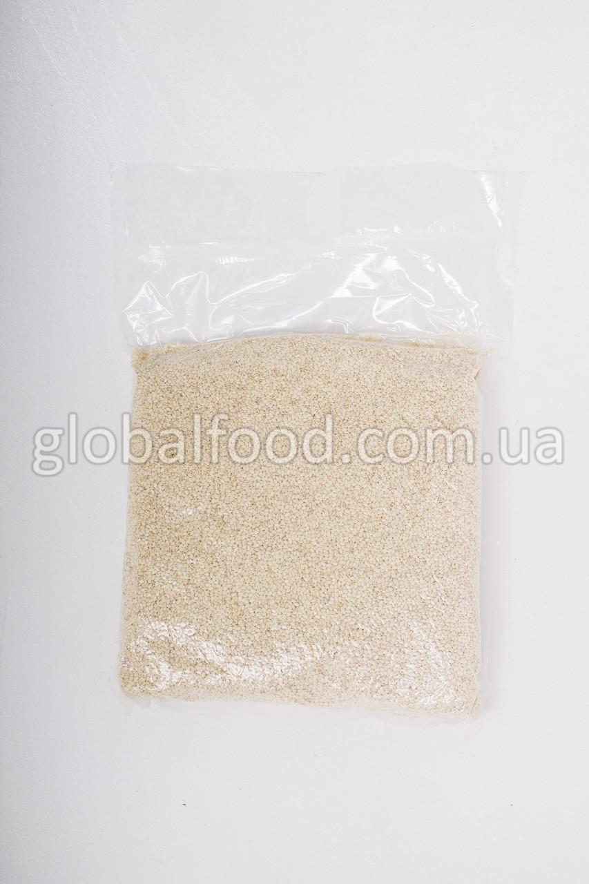 Кунжут Белый Жареный (вес 1 кг./вакуум)