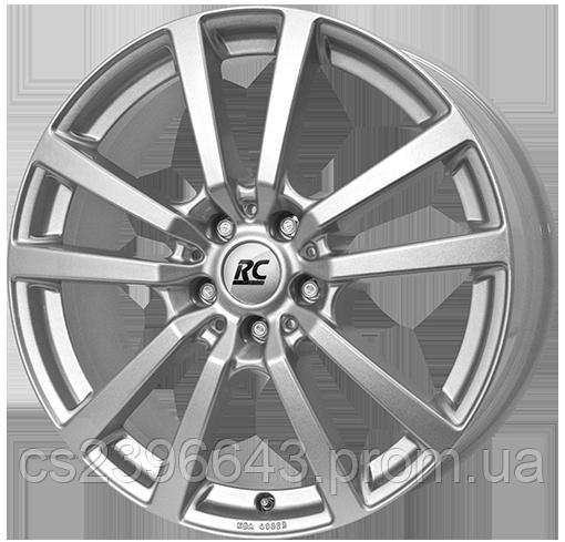 Колесный диск RC Design RC-25 19x8,5 ET38
