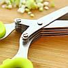 Кухонные ножницы с мультилезвием TW-188, фото 2