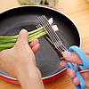 Кухонные ножницы с мультилезвием TW-188, фото 5