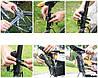 Складной замок для велосипеда ETOOK, фото 7
