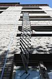 Универсальная спасательная лестница Uniladder 2L-1000 Silver усиленные крюки (vol-144), фото 5