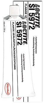 Герметик фланцевый высокотемпературный Loctite 5972, 200 мл