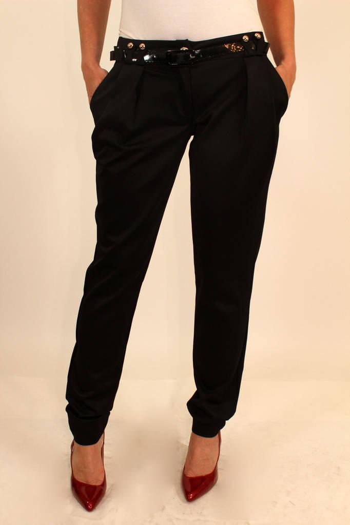 Классические черные брюки 42-48 р