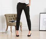Стильные хлопковые женские брюки 7/8  от тсм Чибо (Tchibo), Германия, размер 44-46, фото 2