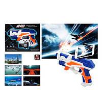Пистолет F1, 26см, работает от приложения, на бат-ке(табл), в кор-ке, 30,5-24,5-6,5см
