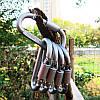 Алюмінієвий карабін D-Ring, фото 5