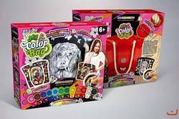 """Сумка - раскраска для девочек """"My Color Bag"""""""