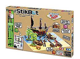 """Набор для анимации Стикботы """"StikBot Пираты"""""""