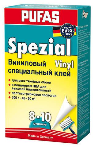Клей обойный виниловый PUFAS EURO3000 SPECIAL VINYL, 240 г