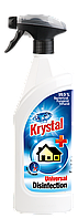 Универсальное средство для дезинфекции CORMEN KRYSTAL 750 мл