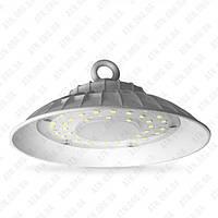 Светильник высотный VIDEX HIGH BAY LED 100W 5000K 220V белый (VL-HBe-1005W)