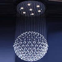 Люстры подвесная каскад EVT Lighting JS-149542/7 CH