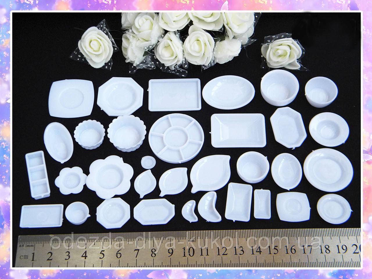 Набор мини-посуды для кукол (23  предмета)