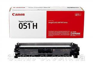 Заправка картриджа Canon 051H для принтера LBP162dw, MF264dw, MF267dw, MF269dw, MF260