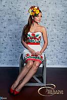 Платье с вышивкой, фото 1