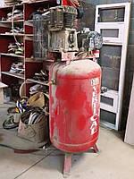 Компрессор поршневой с вертикальным ресивером FINI BK19–270V–7,5  бу 2001г.