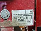 Компресор поршневий з вертикальним ресивером FINI BK19–270V–7,5 бо 2001р., фото 5
