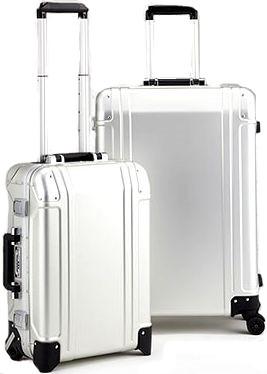 127bf3a021d8 Дорожные чемоданы из алюминия, на 6-ти колесах, от Zero Halliburton