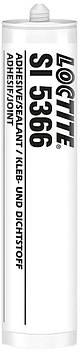 Герметик-клей силиконовый уксусный Loctite SI 5366, 310 мл