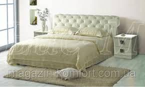 Кровать двуспальная Афина-3 белая, фото 1