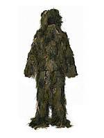 Огнеупорный маскировочный костюм MilTec Anti Fire Woodland 11962020