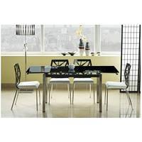Стеклянный стол на кухню GD-017 Signal
