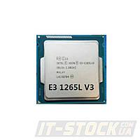 Процессор Intel Xeon E3-1265L v3 (4×2.50GHz/8Mb/s1150) БУ