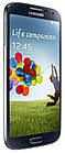 Смартфон Samsung I9500 Galaxy S4 (Black Mist), фото 3
