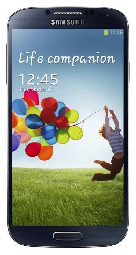 Смартфон Samsung I9500 Galaxy S4 (Black Mist)