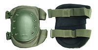 Быстросъёмные тактические наколенники MilTec Pro Olive 16231101
