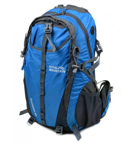 Рюкзак Туристический 40 л. Royal Mountain 4090 light-blue голубой