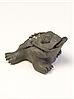 Статуя  китайская ЖАБА