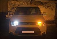 Почему при замене на LED лампы изменяется частота моргания поворотов