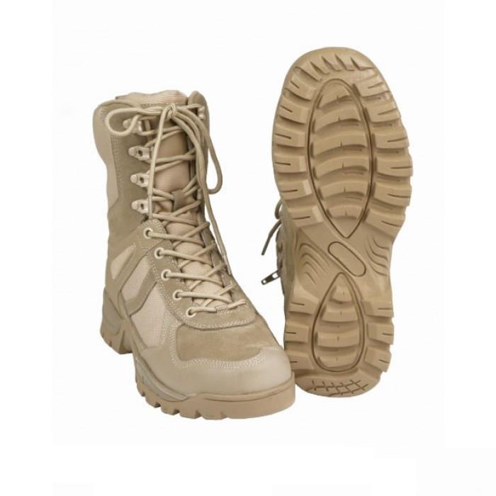 Тактические ботинки MilTec Patrol Coyote 12822305