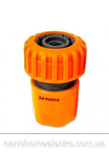 Коннектор для шланга диаметром 3/4 без стопа