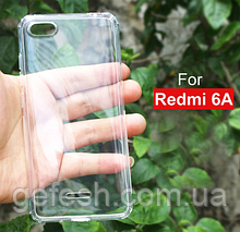 Xiaomi Redmi 6 6A силиконовый чехол бампер