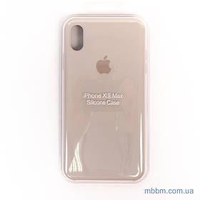 """Накладка Apple iPhone Xs Max {6.5 """"} stone [копія]"""