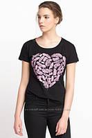 Женская футболка De Facto 031