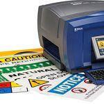 Печать самоклеющихся этикеток, знаков, стикеров и наклеек.
