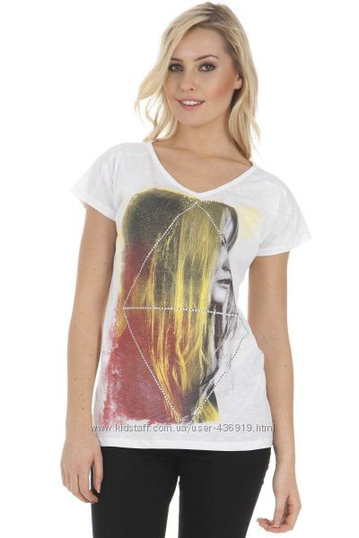 Женская футболка De Facto 032