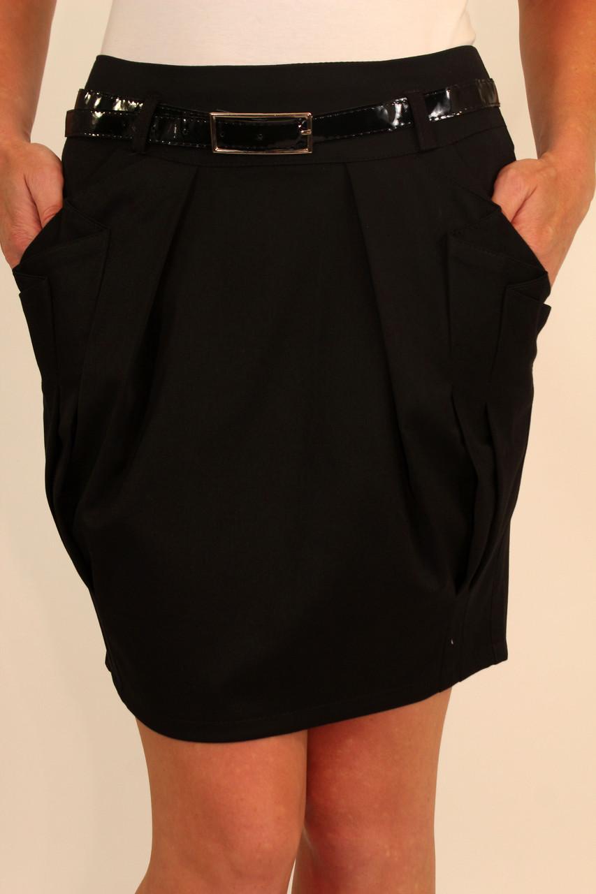 Модная юбка осень 42-48 р