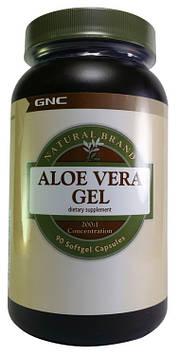 Aloe Vera Gel (90 caps) GNC