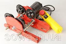 ✔️ Пересувний механизм для тельфера Euro Craft до 1 т, фото 3
