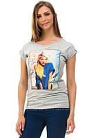 Женская футболка De Facto 036