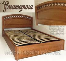Кровать деревянная Екатерина