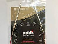 Спицы Addi 40 см 4,0 мм с удлинённым кончиком
