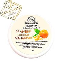 Ремувер кремовый TM Platinum с ароматом Мандарин