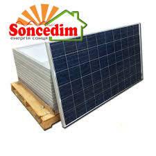 10,260кВт сонячних батарей Amerisolar AS-6P30 285W / 5BB (36 шт.)